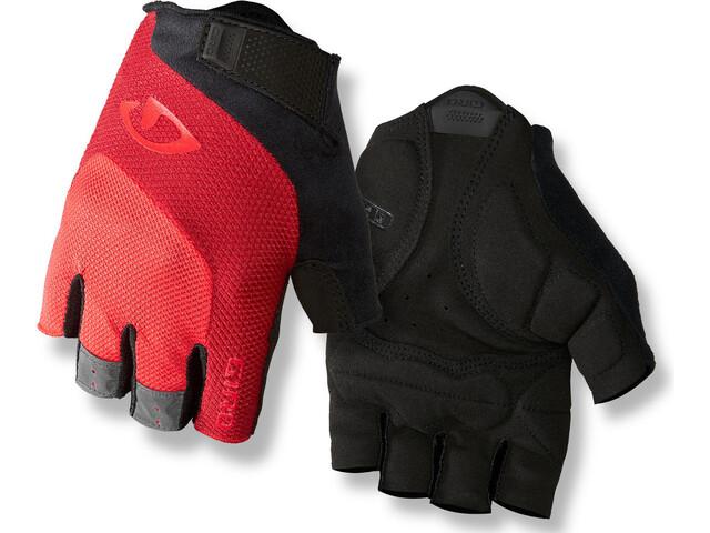 Giro Bravo Gel Handschuhe bright red